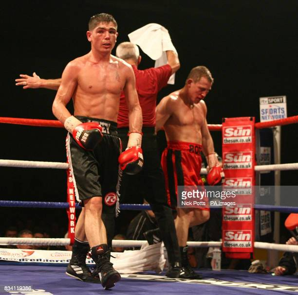 Michael Jennings retains his WBU Welterweight Title at ExCel Arena London