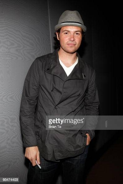 Michael Johns attends the 'Holiday Of Hope' TreeLighting Celebration And Benefit at Hollywood Highland Courtyard on November 28 2009 in Hollywood...