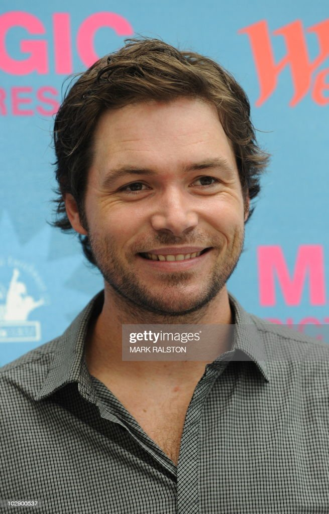 <a gi-track='captionPersonalityLinkClicked' href=/galleries/search?phrase=Michael+Johns&family=editorial&specificpeople=4897964 ng-click='$event.stopPropagation()'>Michael Johns</a> from 'American Idol', one of the judges during the talent search for the next 'Cinderella' at Culver City in Los Angeles on July 14, 2010. The winner of the search will appear as the lead in 'Cínderella, A Modern Magical Musical Extravaganza' that will be produced by Nigel, Bonnie, and Kris Lythgoe, who also produce 'So You Think You Can Dance', 'Dancing With The Stars' and 'American Idol'. AFP PHOTO/Mark RALSTON