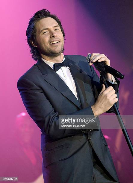 Michael Johns performs at Celebrity Fight Night XVI on March 20 2010 at the JW Marriott Desert Ridge in Phoenix Arizona