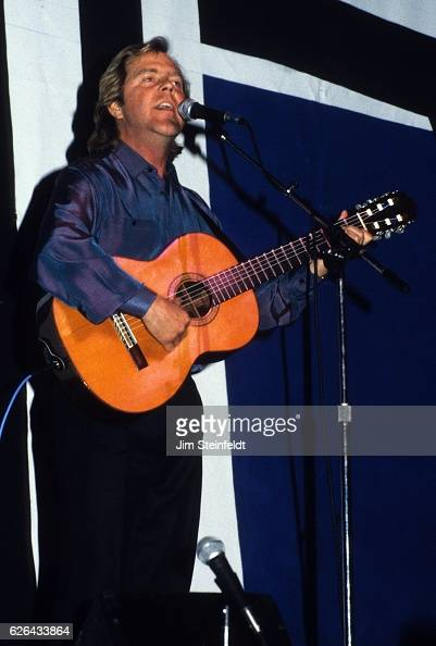Michael Johnson performs at the Minnesota Music Awards at the Orpheum Theater in Minneapolis Minnesota on July 1 1989