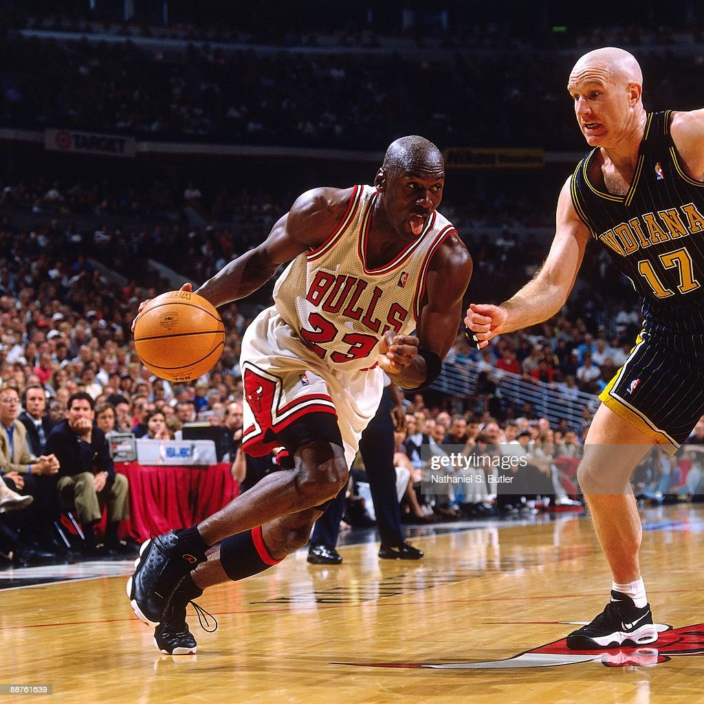1998 Eastern Conference Finals Game 7 Indiana Pacers vs Chicago