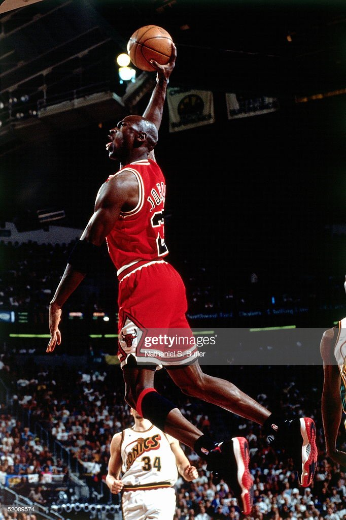 Dc Insinuates Michael Jordan Had Poor Leg Genetics