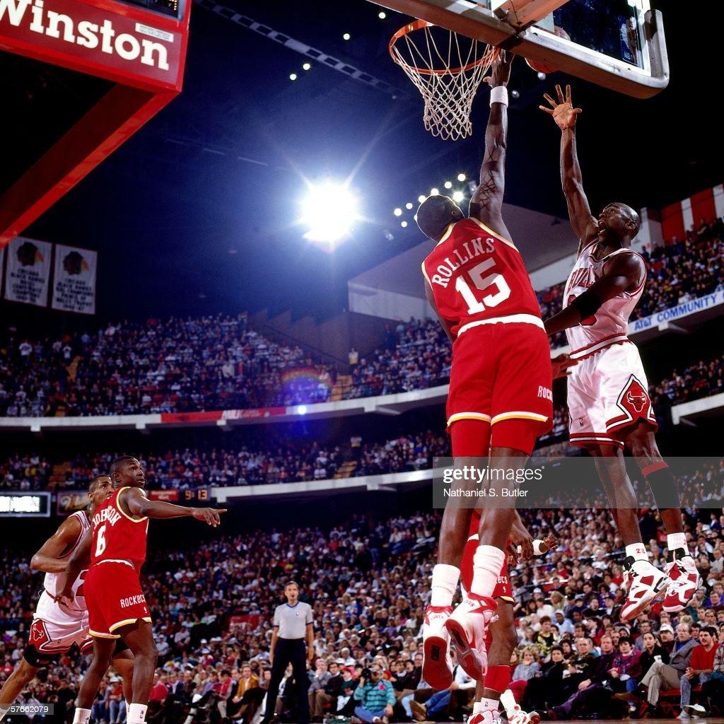 Houston Rockets vs Chicago Bulls