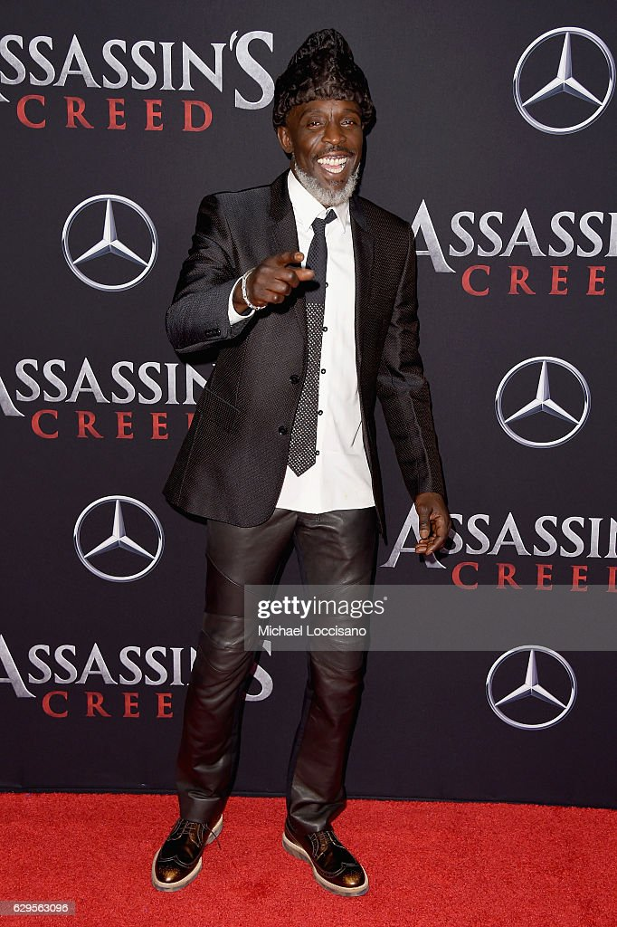 """Assassin's Creed"" New York Premiere - Red Carpet"
