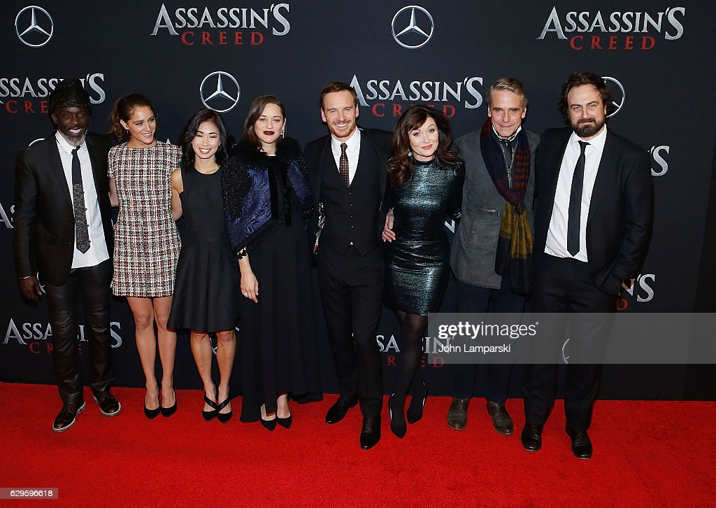 """""""Assassin's Creed"""" New York Premiere"""