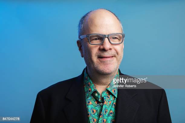Michael Kantor of 'Sammy Davis Jr I've Got to be Me' is photographed at the 2017 Toronto Film Festival on September 13 2017 in Toronto Ontario