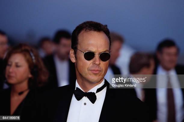 Michael Keaton at Gucci Fashion Show