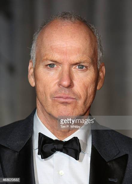 Michael Keaton attends the after party for the EE British Academy Film Awards at The Grosvenor House Hotel on February 8 2015 in London England