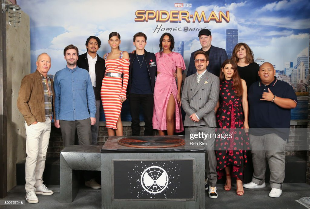 """Spider-Man: Homecoming"" Photo Call"