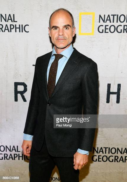 Michael Kelly attends 'The Long Road Home' Washington DC Premiere on October 25 2017 at National Geographic in Washington DC