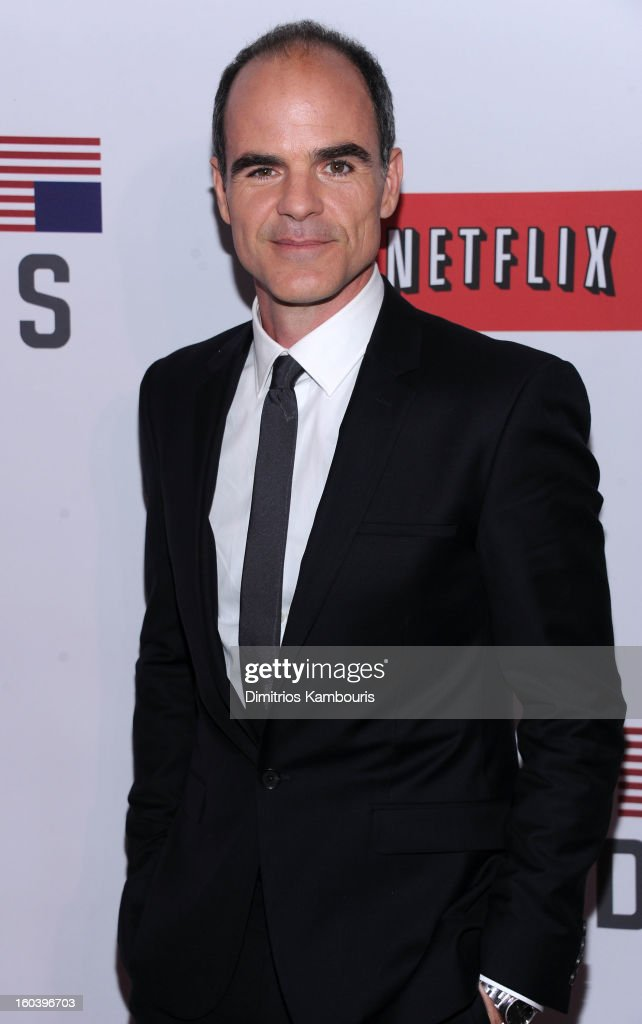 Michael Kelly attends the Netflix's 'House Of Cards' New York Premiere at Alice Tully Hall on January 30, 2013 in New York City.
