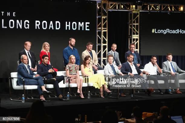 Michael Kelly EJ Bonilla Kate Bosworth Sarah Wayne Callies Noel Fisher Jeremy Sisto Darius Homayoun Jon Beavers executive producer Mike Medavoy...