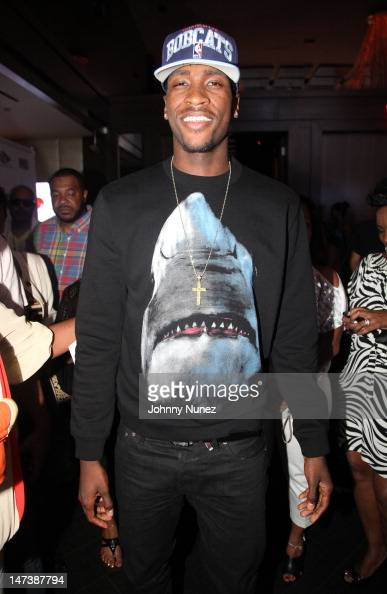 Michael Kidd Gilchrist attends Michael Kidd Gilchrist's NBA Draft Party at the 40 / 40 Club on June 28 2012 in New York City