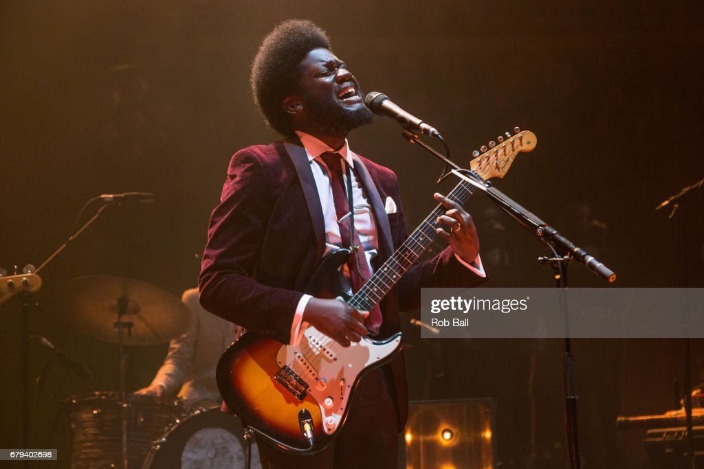 Michael Kiwanuka Performs At The Royal Albert Hall