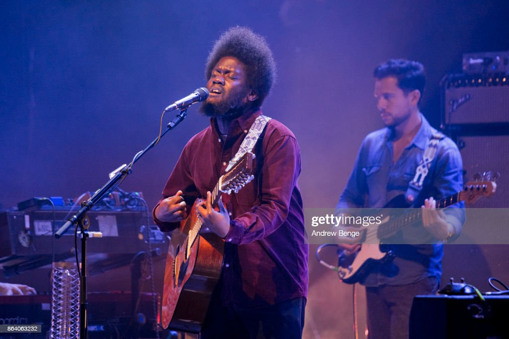 Michael Kiwanuka Performs At Barbican, York