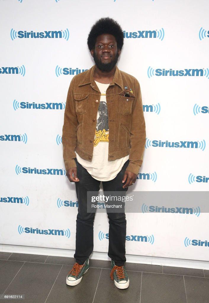 Celebrities Visit SiriusXM - June 2, 2017