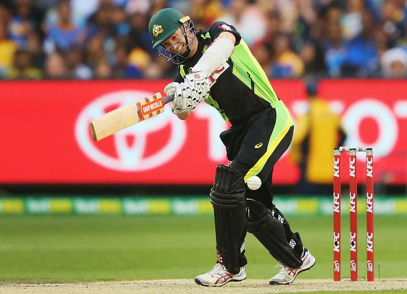 Australia v Sri Lanka - 1st T20 : News Photo