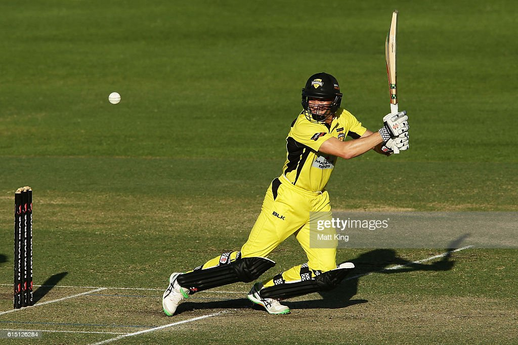 Matador BBQs One Day Cup - CA XI v Western Australia