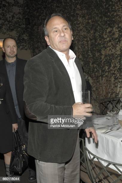Michael Kohn attends SHE Images of women by Wallace Berman and Richard Prince Opening at Michael Kohn Gallery on January 15 2009 in Beverley Hills...