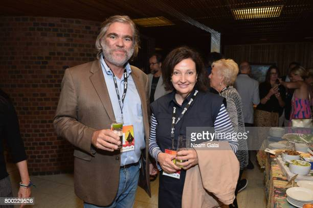 Michael Kopko and Lynne Bolton attend the Friday Night Party during the 2017 Nantucket Film Festival Day 3 on June 23 2017 in Nantucket Massachusetts