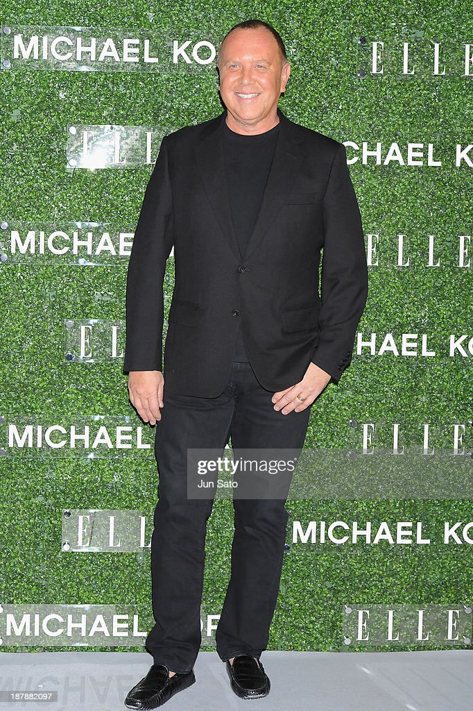 <a gi-track='captionPersonalityLinkClicked' href=/galleries/search?phrase=Michael+Kors+-+Fashion+Designer&family=editorial&specificpeople=4289231 ng-click='$event.stopPropagation()'>Michael Kors</a> attends '<a gi-track='captionPersonalityLinkClicked' href=/galleries/search?phrase=Michael+Kors+-+Fashion+Designer&family=editorial&specificpeople=4289231 ng-click='$event.stopPropagation()'>Michael Kors</a> and Miranda Kerr Celebrate Elle Japon December Cover' party (#MKTOKYO) at the Gallery of Horyuji Treasures of the Tokyo National Museum on November 13, 2013 in Tokyo, Japan.