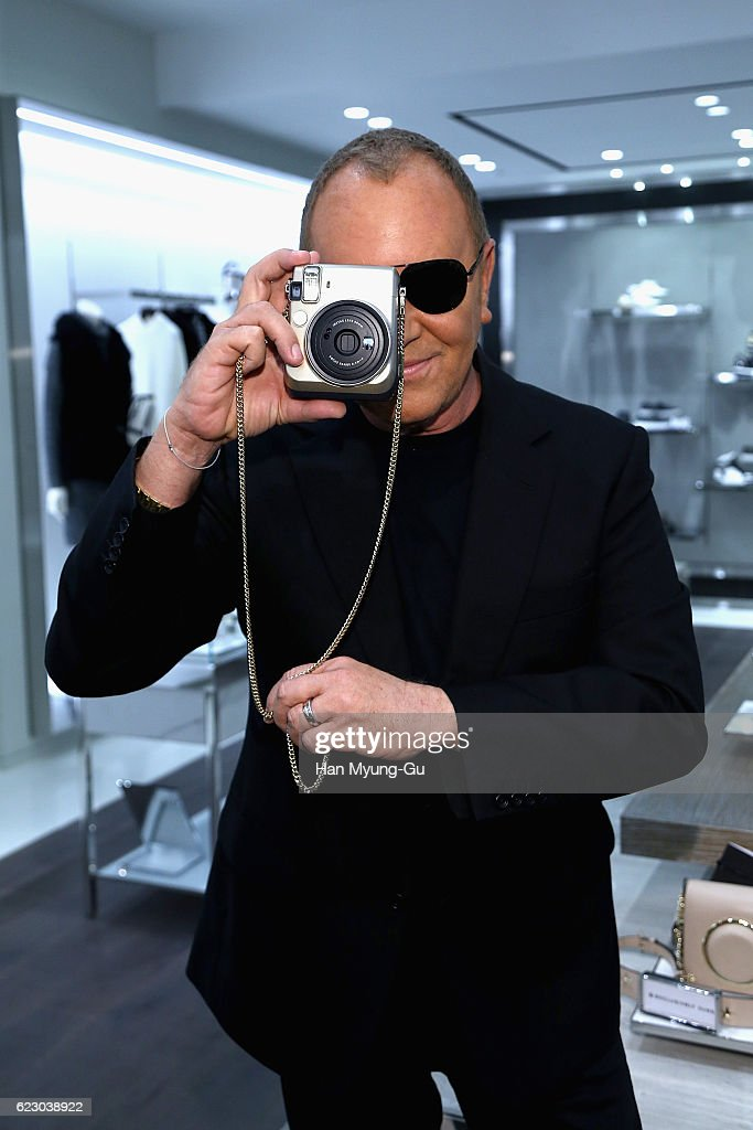 Michael Kors attends the Michael Kors Cheongdam Flagship Store Opening Cocktail Party on November 12, 2016 in Seoul, South Korea.