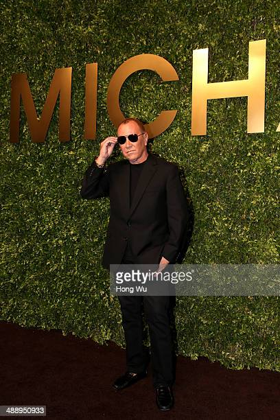 Michael Kors attends the Michael Kors Jet Set Experience on May 9 2014 in Shanghai China