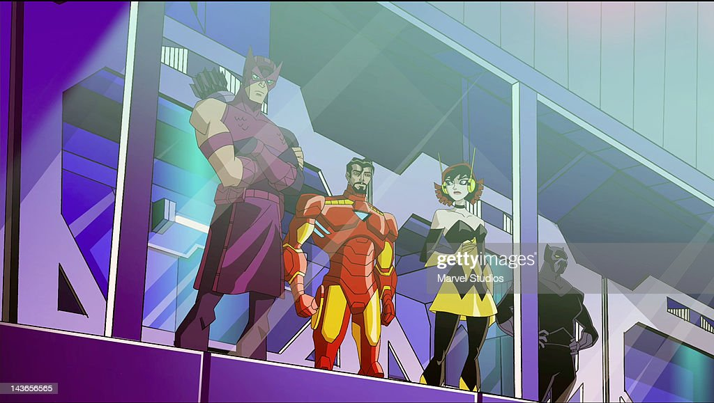 S MIGHTIEST HEROES 'Michael Korvac' The Avengers attempt to protect a mysterious man named Korvac from strange aliens that pursue him but they soon...