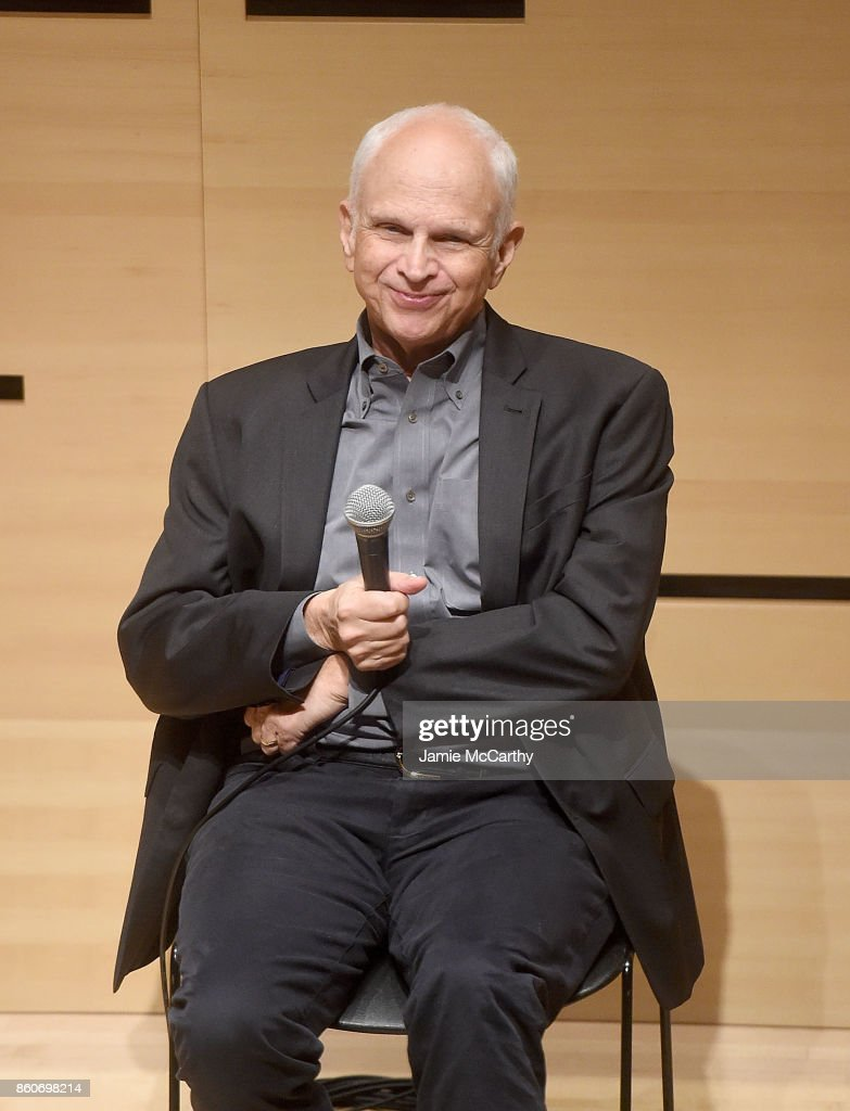 Michael Koskoff attends the 55th New York Film Festival - NYFF Live - WGAE On Writing Talk at Elinor Bunin Munroe Film Center on October 12, 2017 in New York City.