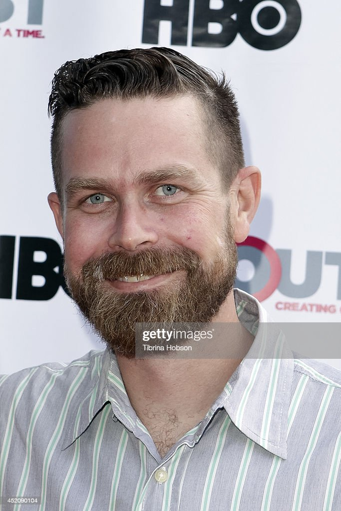 Michael Lannan attends the 2014 Outfest Los Angeles panel discussion for 'Inside Looking' at DGA Theater on July 12, 2014 in Los Angeles, California.