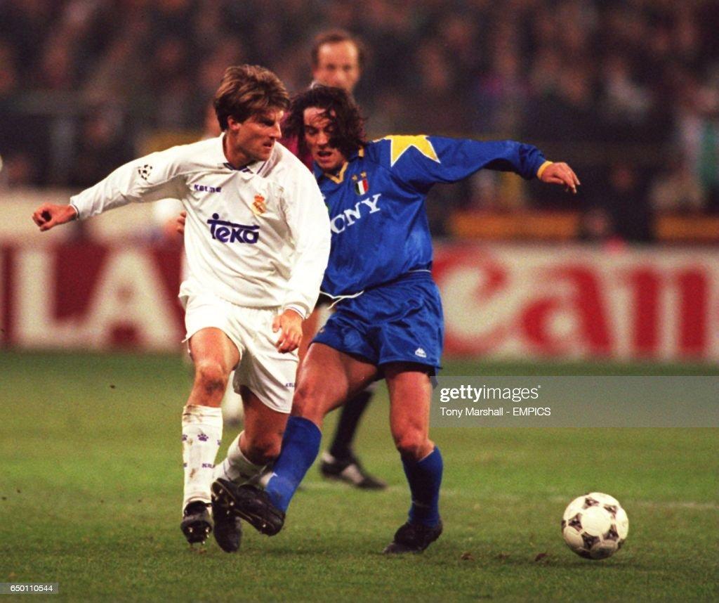 UEFA Champions League Soccer Real Madrid v Juventus