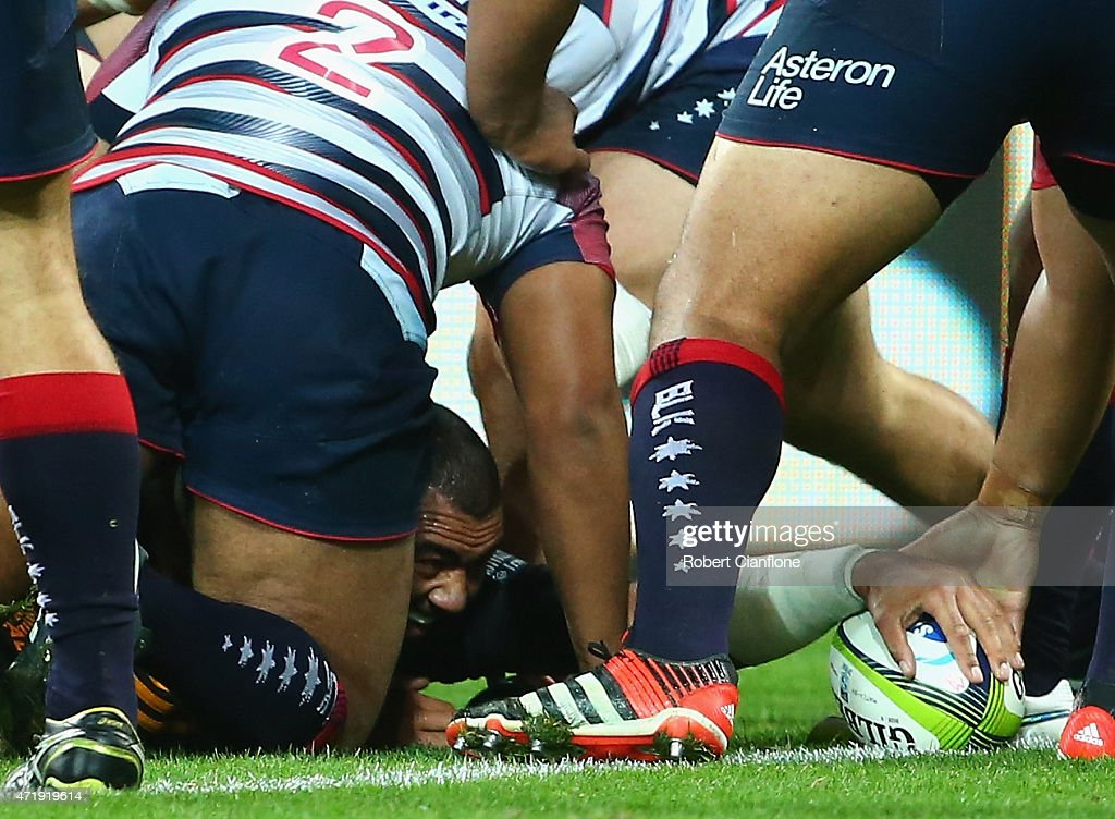 Super Rugby Rd 12 - Rebels v Chiefs