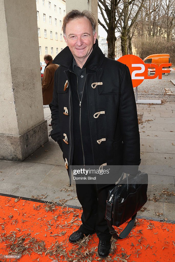 Michael Lerchenberg attends the 35 years anniversary of the tv show 'Soko 5113' on January 30, 2013 in Munich, Germany.