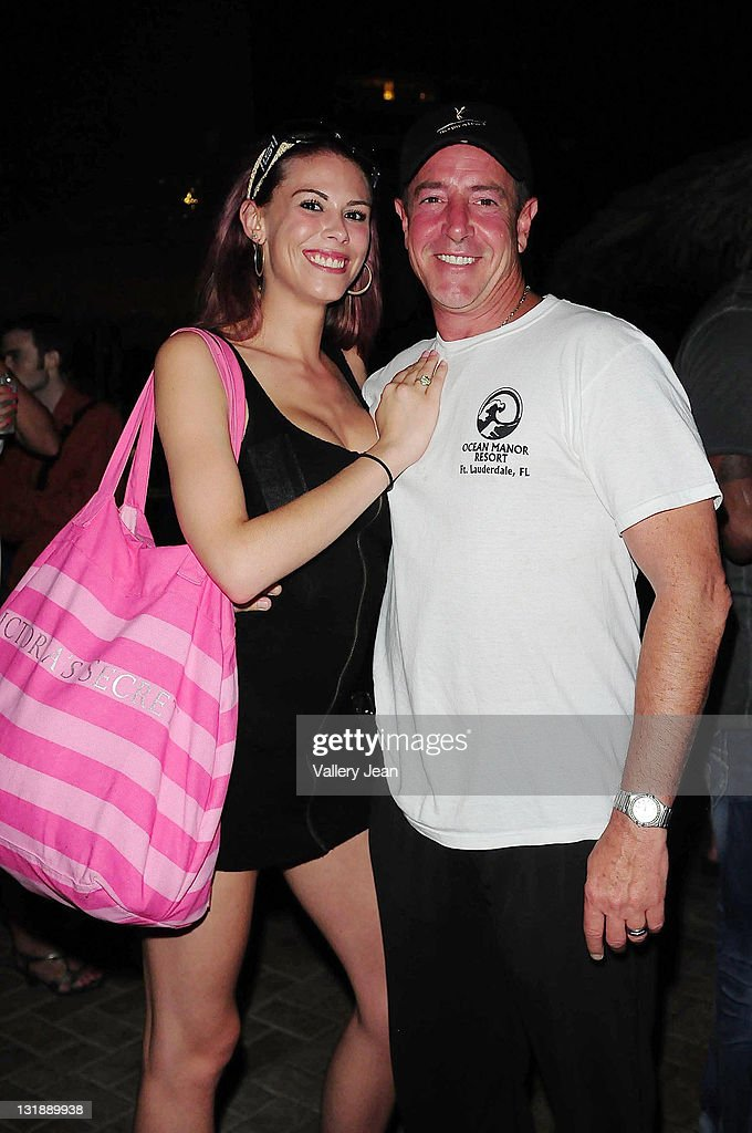 Celebrity Boxing Match Featuring Michael Lohan and Frank Sorrentino