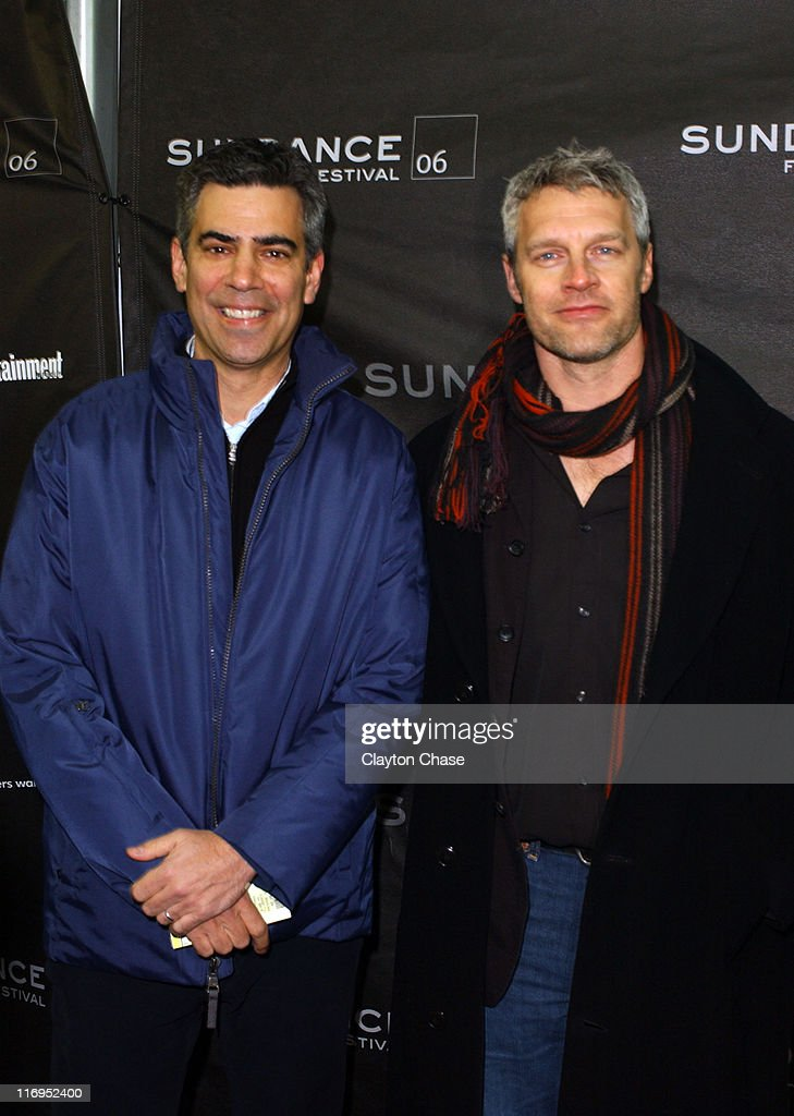 Michael London producer and Neil Burger director/writer