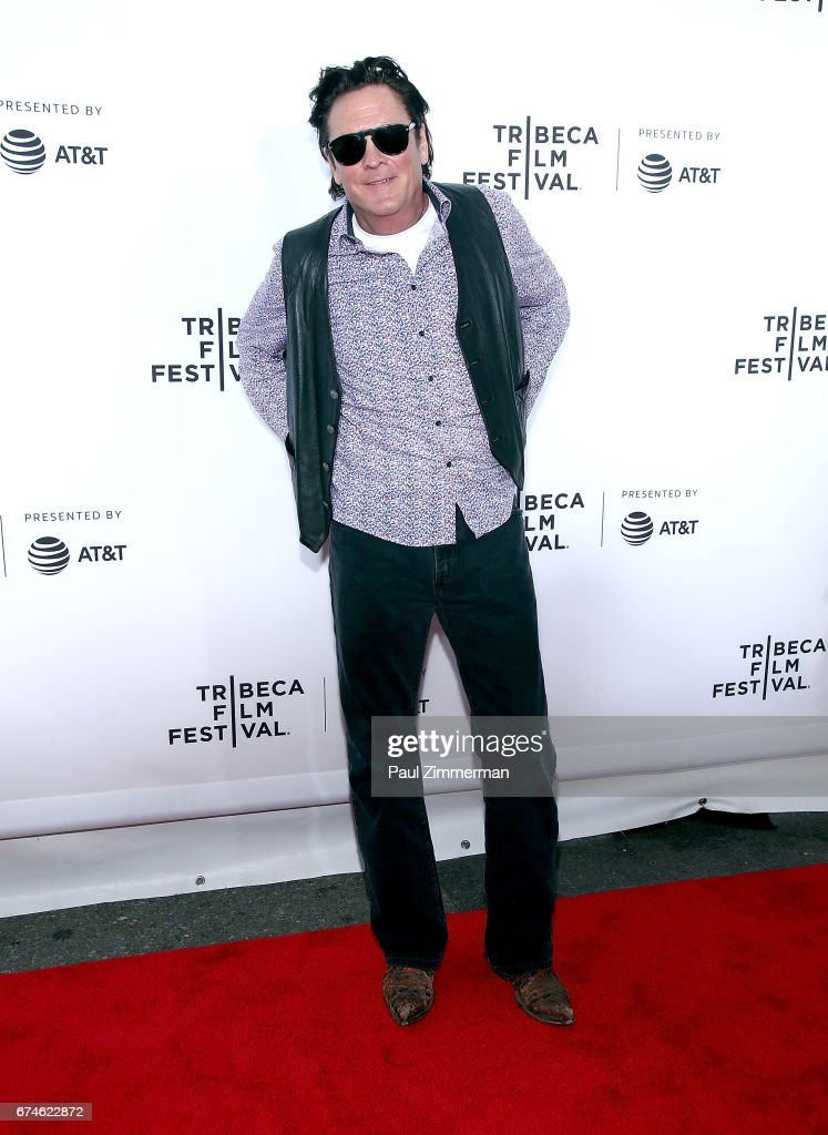 Michael Madsen attends the 2017 Tribeca Film Festival - 'Reservoir Dogs' 25th Anniversary Screening at The Beacon Theatre on April 28, 2017 in New York City.