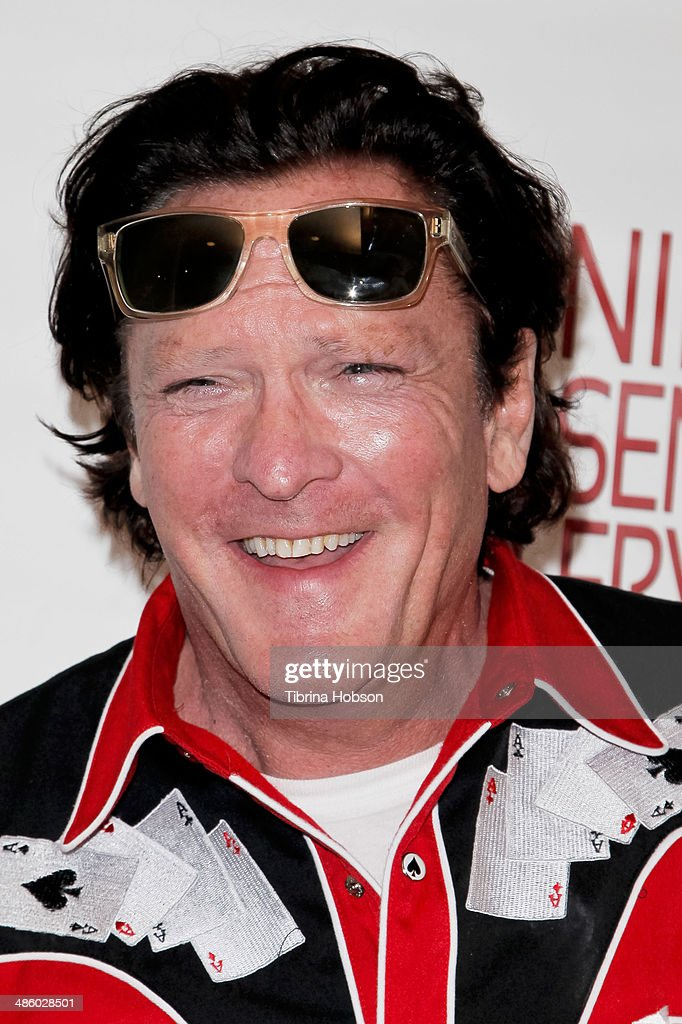 <a gi-track='captionPersonalityLinkClicked' href=/galleries/search?phrase=Michael+Madsen&family=editorial&specificpeople=171692 ng-click='$event.stopPropagation()'>Michael Madsen</a> attends the Aparecio Foundation event for 'Women Empowering Women' hosted by Michael & Virginia Madsen at Jeanie Madsen Gallery on April 21, 2014 in Santa Monica, California.