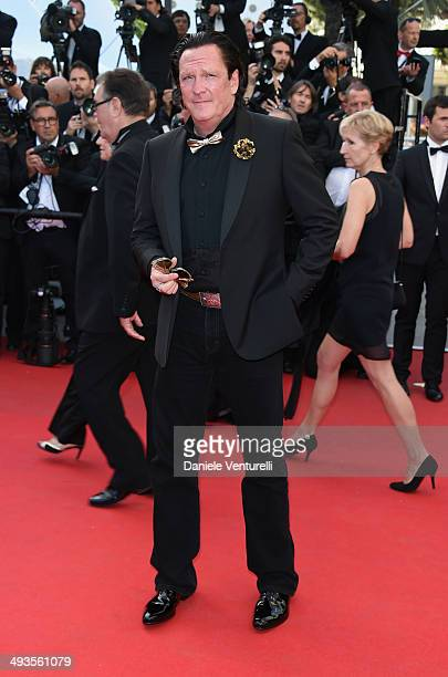 Michael Madsen attends the Closing Ceremony and 'A Fistful of Dollars' Screening during the 67th Annual Cannes Film Festival on May 24 2014 in Cannes...