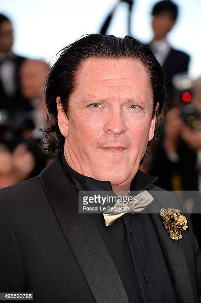 Michael Madsen attends the Closing Ceremony and Fistful of Dollars Screening during the 67th Annual Cannes Film Festival on May 24 2014 in Cannes...