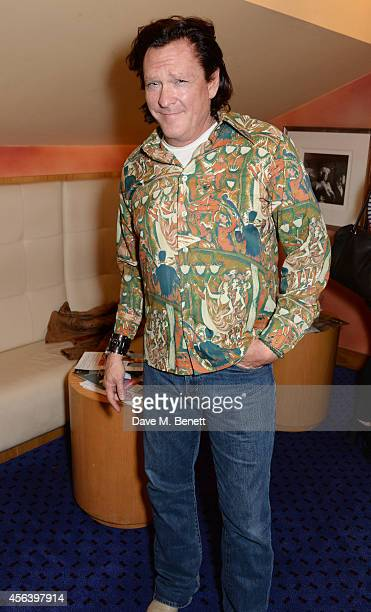Michael Madsen attends the International Premiere of 'Buttercup Bill' at the Vue Piccadilly on September 30 2014 in London England
