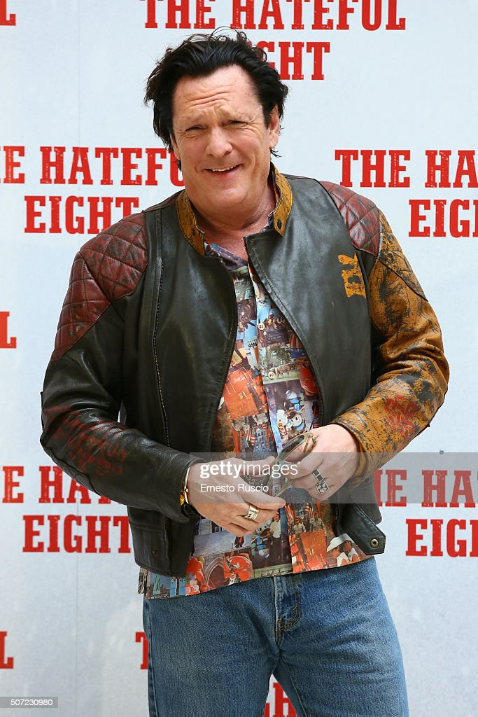 'The Hateful Eight' Photocall in Rome