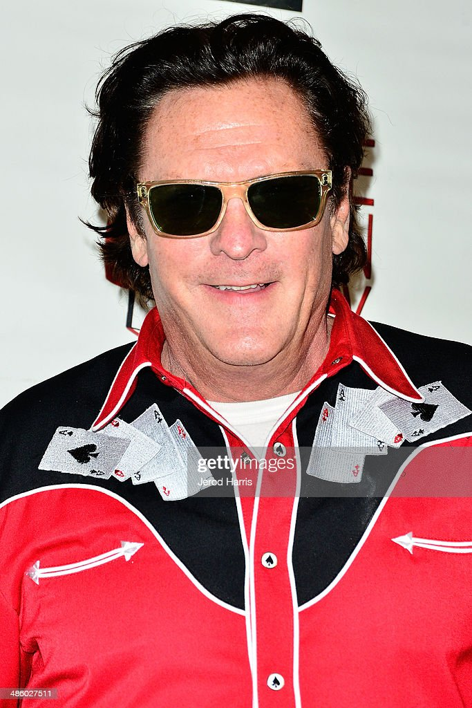 <a gi-track='captionPersonalityLinkClicked' href=/galleries/search?phrase=Michael+Madsen&family=editorial&specificpeople=171692 ng-click='$event.stopPropagation()'>Michael Madsen</a> attends 'Women Empowering Women' benefiting the Aparecio Foundation at Jeanie Madsen Gallery on April 21, 2014 in Santa Monica, California.