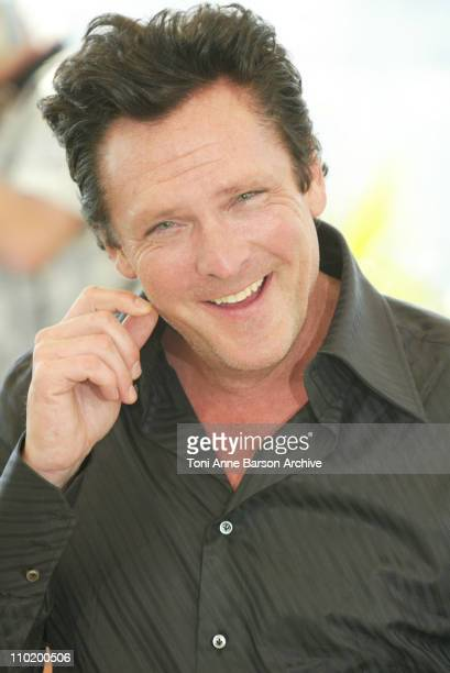 Michael Madsen during 2004 Cannes Film Festival 'Kill Bill Vol 2' Photocall at Palais Du Festival in Cannes France
