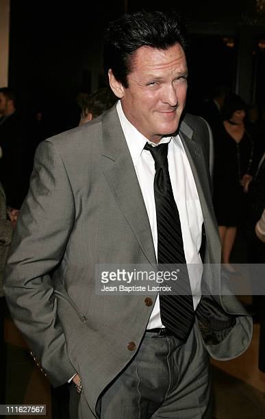 Michael Madsen during 57th Annual ACE Eddie Awards Arrivals at Beverly Hilton Hotel in Beverly Hills California United States