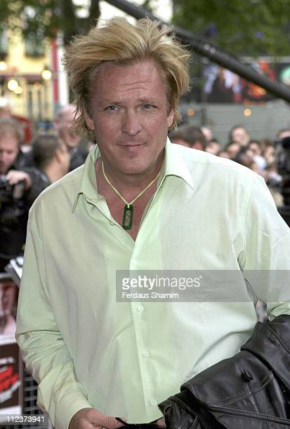 Michael Madsen during 'Sin City' London Premiere at Odeon West End in London Great Britain