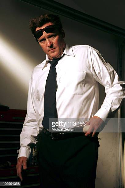 Michael Madsen *Exclusive Coverage* during Michael Madsen on Location for Documentary August 15 2005 at Private Residence in Malibu California United...