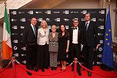 GBR: The IFFL Award Ceremony 2019 - Arrivals