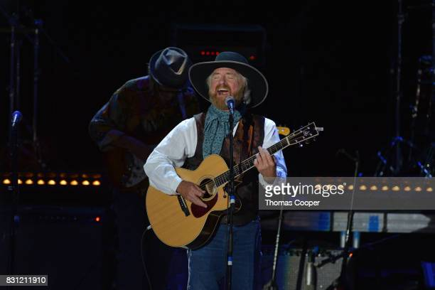 Michael Martin Murphy performs during The Rocky Mountain Way honoring inductee's into the Colorado Music Hall of Fame event at Fiddler's Green...