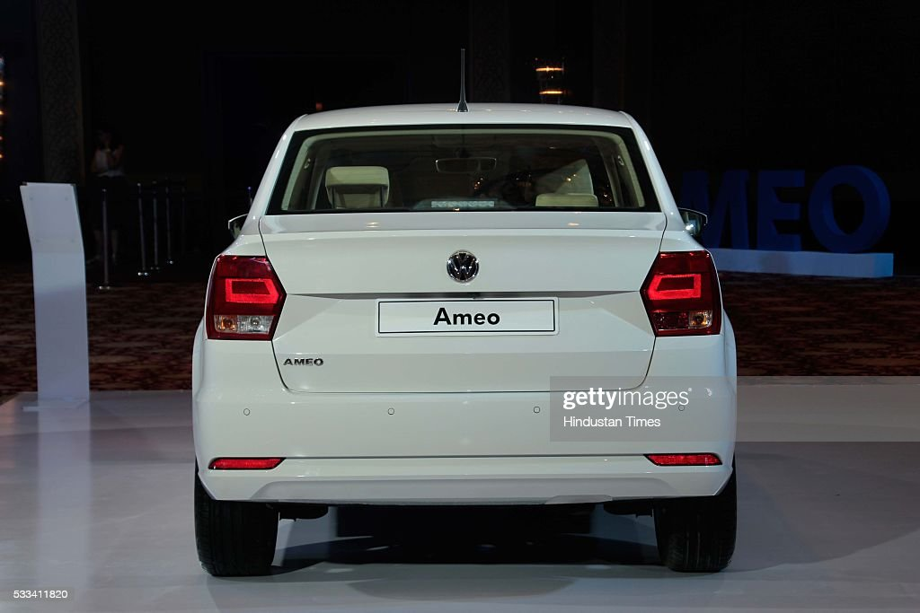 Volkswagen Ameo Car Launched In India Getty Images